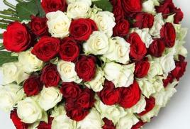 Доставка цветов по вашему адресу!